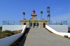 Ponta Da Piedade Lighthouse in Portugal Royalty Free Stock Photo