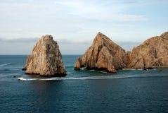 Ponta de Baja California Foto de Stock