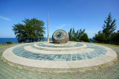 A ponta de Bornéu fotografia de stock royalty free