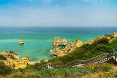 Ponta de Piedade Royalty Free Stock Photography