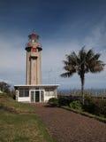 Ponta de São Jorge Lighthouse Fotografia Stock Libera da Diritti