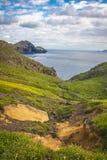 Ponta de Sao Lourenco,the easternmost part of Madeira Island Royalty Free Stock Photo