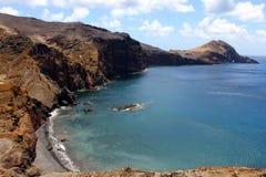 Ponta de Sao Lourenco, Madeira island, Portugal Royalty Free Stock Images