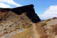 Ponta de Sao Lourenco, Madeira island, Portugal Royalty Free Stock Photos