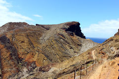Ponta de Sao Lourenco, Madeira island, Portugal Stock Photo