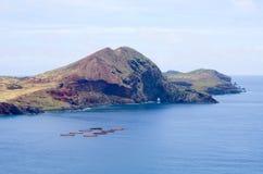 Ponta de Sao Lourenco peninsula, Madeira island - Portugal Stock Photography