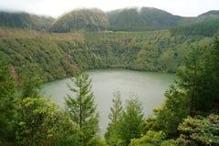 Ponta Delgada圣地米格尔亚速尔群岛 免版税库存图片