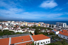 Ponta Delgada Zdjęcie Royalty Free