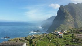 Ponta Delgada arkivfoton
