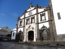 Ponta delgada Açores Obrazy Royalty Free