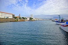 Ponta Delgada, Azores Royalty Free Stock Photos