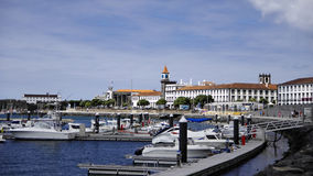 Ponta Delgada Stock Image