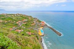 Ponta Delgada, Madère Image stock