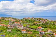 Ponta Delgada, Madera Fotografia Stock Libera da Diritti