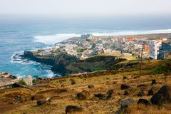 Ponta do Sol, Cape Verde Stock Photo