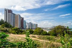 Cities of Brazil - Natal, RN Stock Image