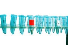 Pontas de prova químicas Foto de Stock Royalty Free