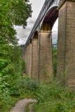 Pontcysyllte Aqueduct Royalty Free Stock Photo