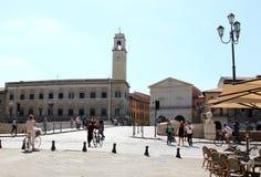 ponte在亚诺河的di Mezzo在比萨,意大利 免版税库存照片