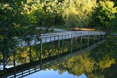 A ponte Fotografia de Stock Royalty Free