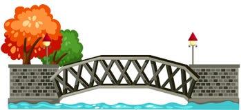Ponte ilustração do vetor