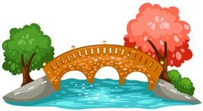 Ponte ilustração stock
