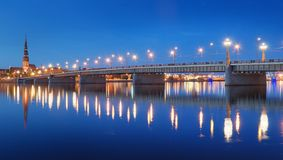 Ponte. Imagem de Stock