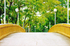 Ponte Fotografia de Stock Royalty Free