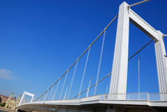 Ponte 4. de Elizabeth. Foto de Stock Royalty Free