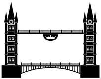 Ponte ilustração royalty free