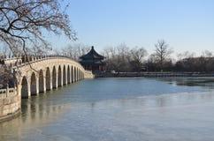A ponte Foto de Stock Royalty Free