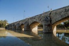 A ponte Imagem de Stock
