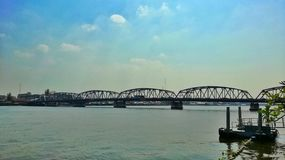 A ponte Imagens de Stock