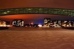 Ponte aérea Fotografia de Stock