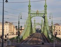 Ponte abbandonato Fotografie Stock Libere da Diritti