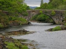 Ponte abbastanza scozzese Fotografie Stock Libere da Diritti