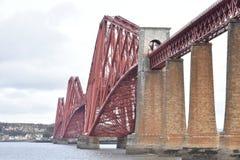 Ponte adiante Railway Imagens de Stock Royalty Free