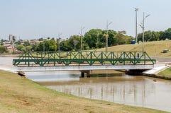 Ponte al parco nel Sudamerica Fotografie Stock