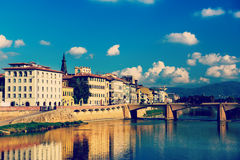 Ponte alle Grazie Royalty Free Stock Photo