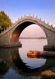Ponte antiga Imagem de Stock Royalty Free