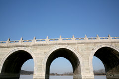 Ponte antiga #4 foto de stock royalty free