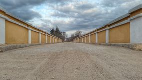 Ponte antiga Foto de Stock Royalty Free