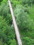 A ponte antiga Imagem de Stock