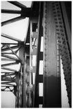 A ponte apoia o close-up Imagem de Stock Royalty Free