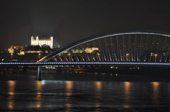 Ponte Apollo Fotografia de Stock Royalty Free