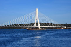 Ponte architettonico Algarve Fotografie Stock