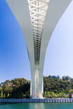 Ponte Arrabida που διασχίζει τον ποταμό Douro στην Πορτογαλία Στοκ φωτογραφία με δικαίωμα ελεύθερης χρήσης