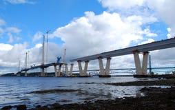 Ponte attraverso avanti la Scozia Fotografia Stock