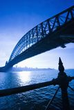 Ponte, Austrália. Foto de Stock