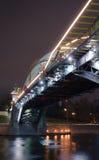 Ponte Bogdan Khmelnitsky Imagem de Stock
